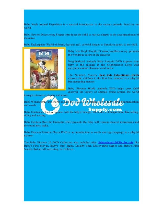 baby einstein 26 dvd collection download