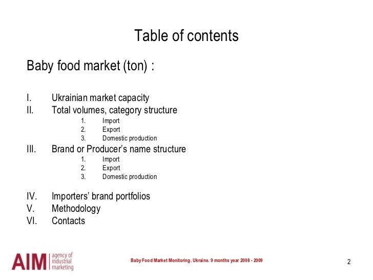 Baby food mr_by_brand_2008(9)_2009(9)_aim_en Slide 2