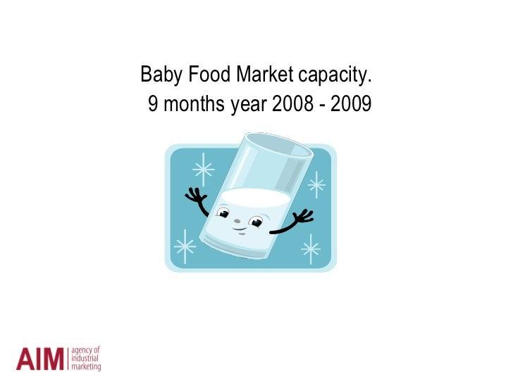 Baby food mr_by_brand_2008(9)_2009(9)_aim_en Slide 3