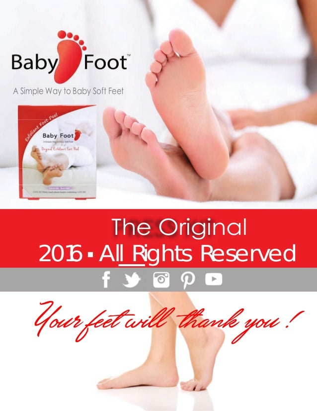 Baby Foot 2016 Media Press Info Kit