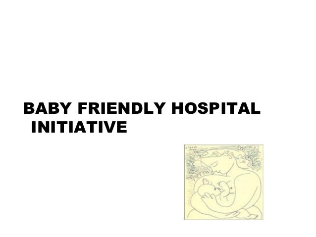 Baby friendly hospital initiative and exclusive breast ...