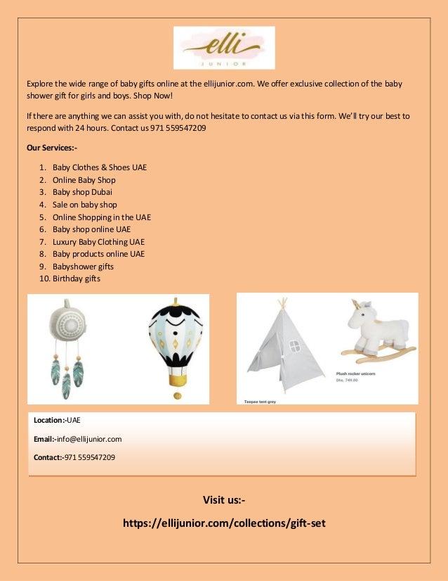 Baby Gifts Online Dubai Buy Shower Gift