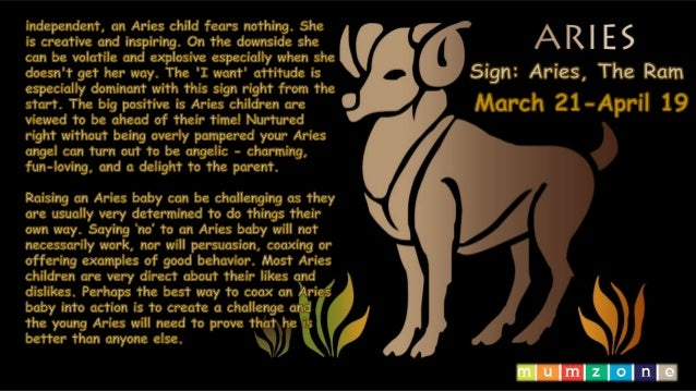 Baby Names Based on Astrology Zodiac Signs - All About Aries