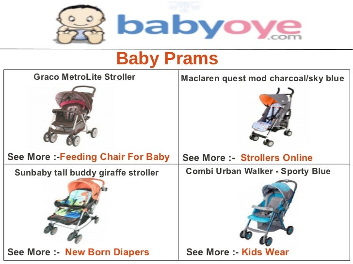 Baby Prams     Graco MetroLite Stroller          Maclaren quest mod charcoal/sky blueSee More :-Feeding Chair For Baby    ...