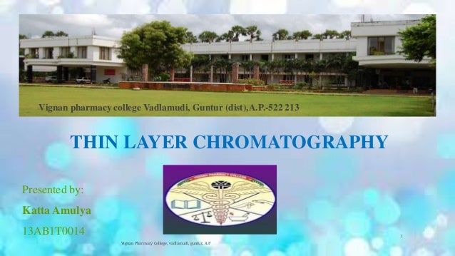 Vignan Pharmacy College, vadlamudi, guntur, A.P 1 Vignan pharmacy college Vadlamudi, Guntur (dist),A.P.-522 213 Presented ...