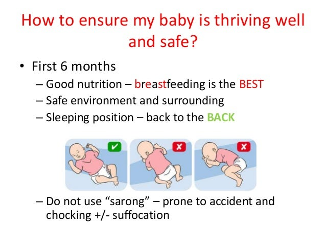 Baby S Healthy Amp Safety