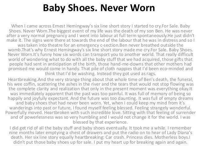 Baby shoes. never worn