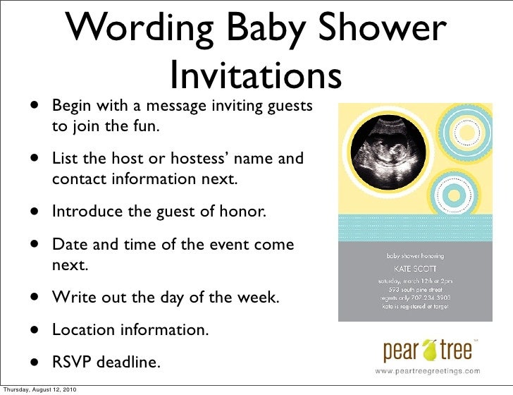 Baby Shower And Baby Announcement Etiquette How To Welcome Your Litt