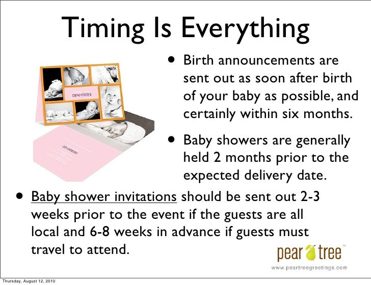 Baby shower and Baby Announcement Etiquette How To Welcome Your Litt – Facebook Birth Announcements