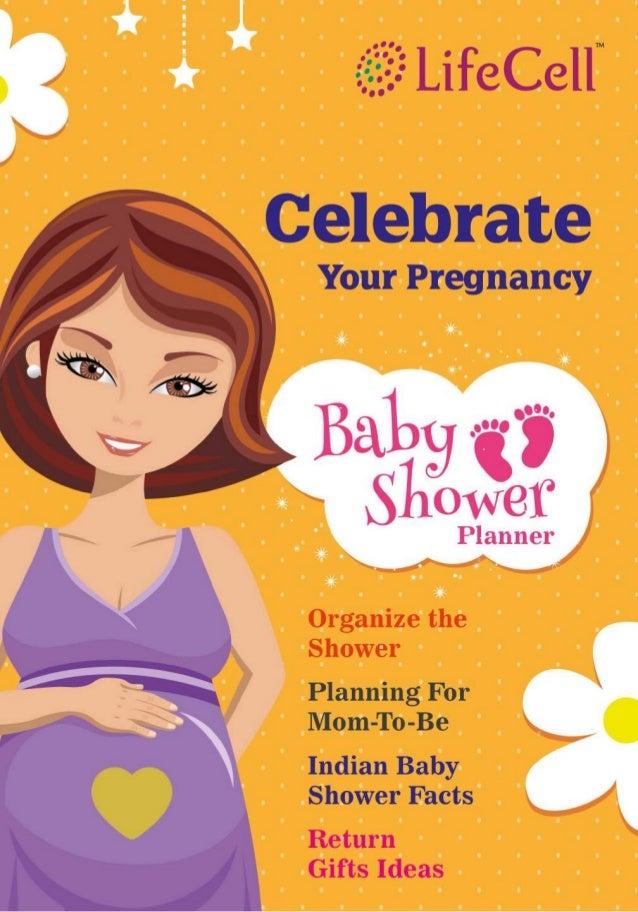 Babyshower E Book