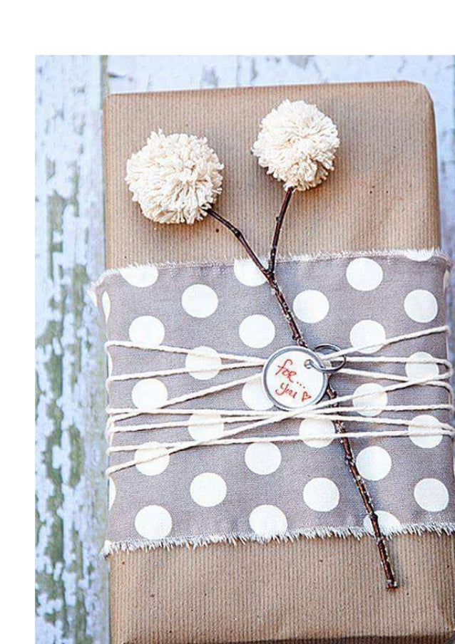 Baby Shower Gift Wrapping Ideas