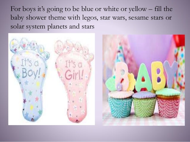 Decide On A Baby Shower Theme; 3.