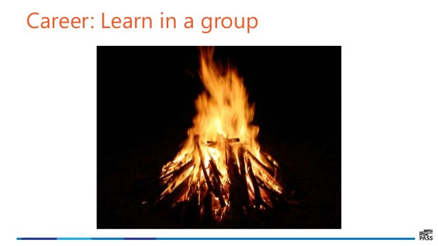 Career: Learn in a group
