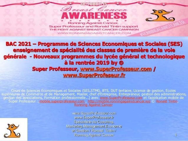 www.SuperProfesseur.com www.SuperProfesseur.fr Spécialiste du Coaching, Marketing,Management,Economie et Gestion / Ronald ...