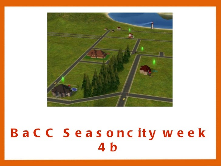 BaCC Seasoncity week 4b