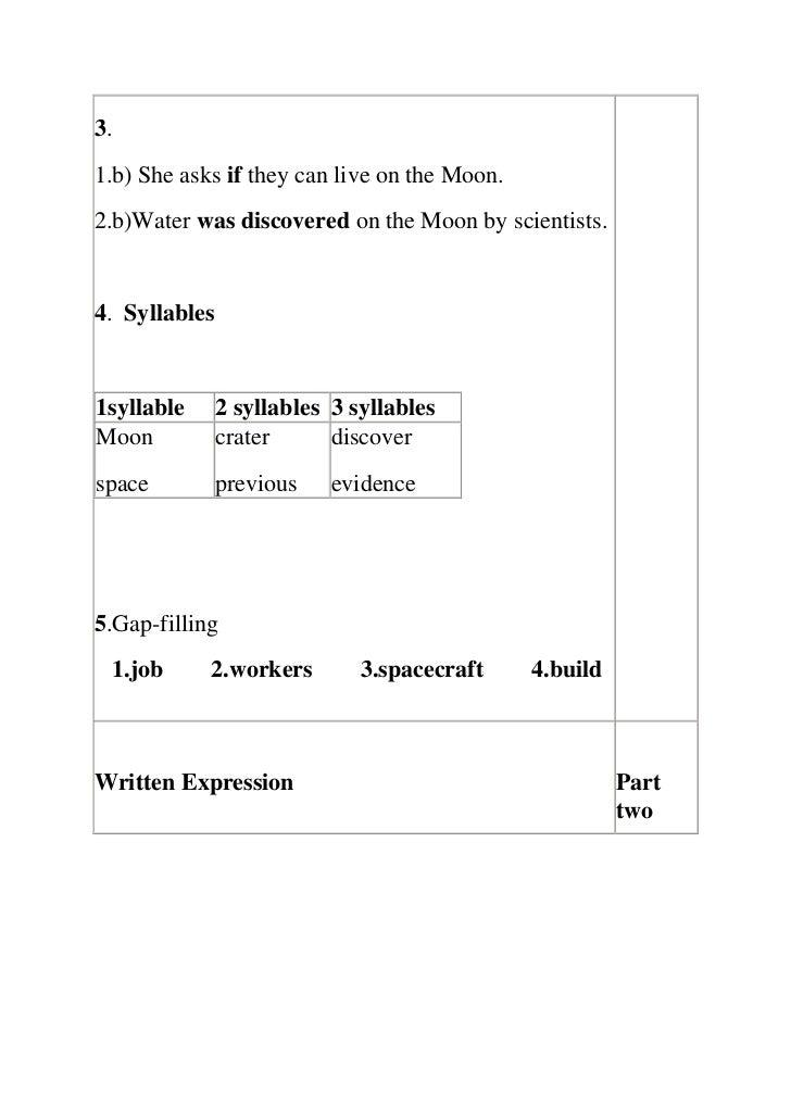 9 - Resume De Science 3as Algerie