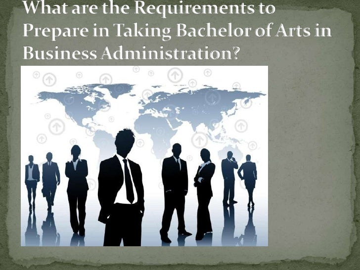 Are you interested to take a business course suchas the B.A. in Business Administration? TheBachelor of Arts in Business A...