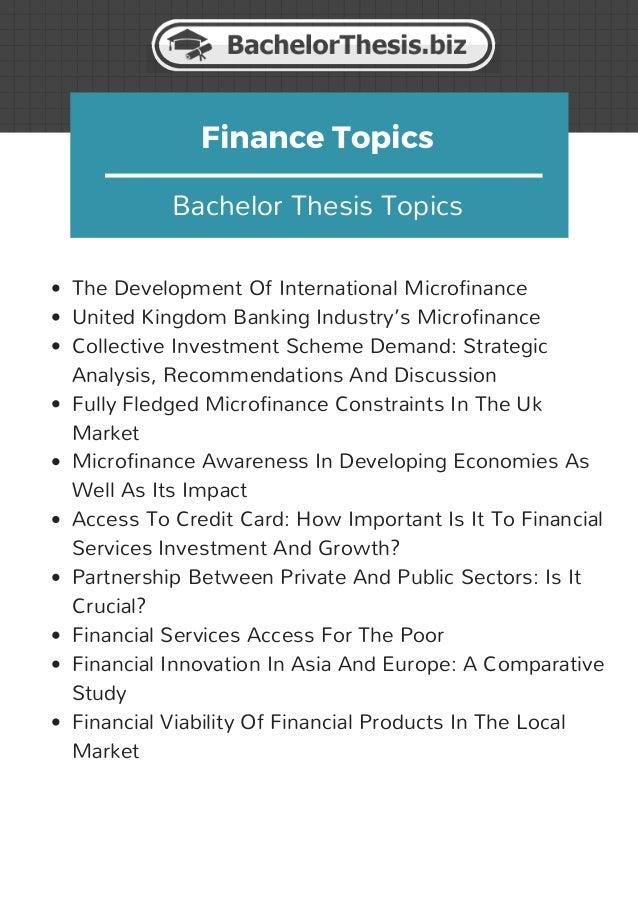 Master thesis behavioral finance