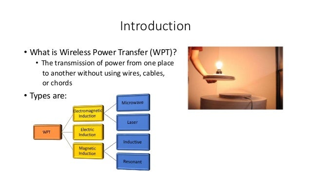 thesis wireless power transmission Hi all i'm an electrical engineering student currently looking for a thesis topic i did a project previously in wireless power transmission based on inductive resonance coupling with different designs for the transmitter and receiver.