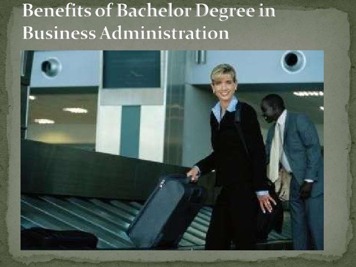 Bachelor of business administration is consideredas the stepping stone towards attaining MBA ormasters of business adminis...