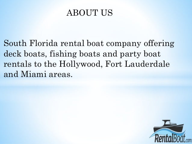 Rent A Boat For Bachelorette Party