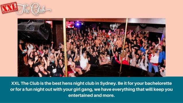 Bachelorette Party Sydney