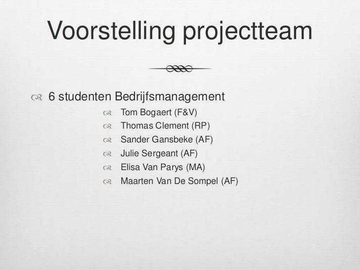 Bachelorproef Slide 3