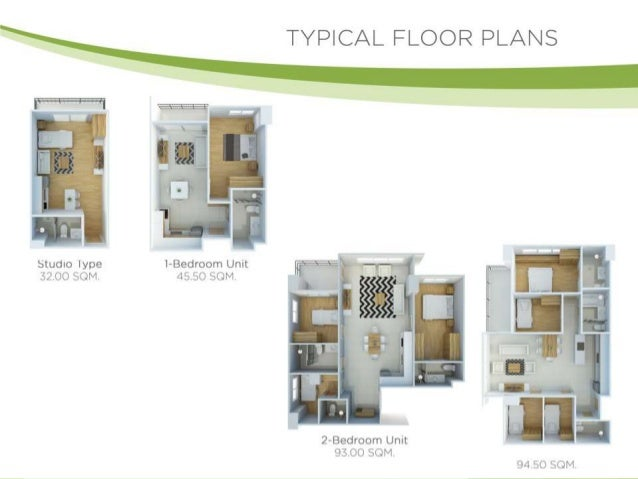 PAYMENT SCHEME ON UNITS For Reservation 50,000: 1. SPOT CASH  5% DISCOUNT ONLY IN STUDIO TYPE UNIT 2. INSTALLMENT BASIS ...