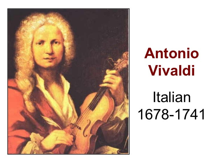 the four seasons antonio vivaldis contribution to the music world Classical notes - classical classics - vivaldi's four seasons, by peter gutmann   yet, with antonio vivaldi, there's at least a grain of truth in this disparaging barb   73 sonatas and loads of religious music, vivaldi is best known for his  concertos  and whose sensual attraction undoubtedly contributed to their  widespread.