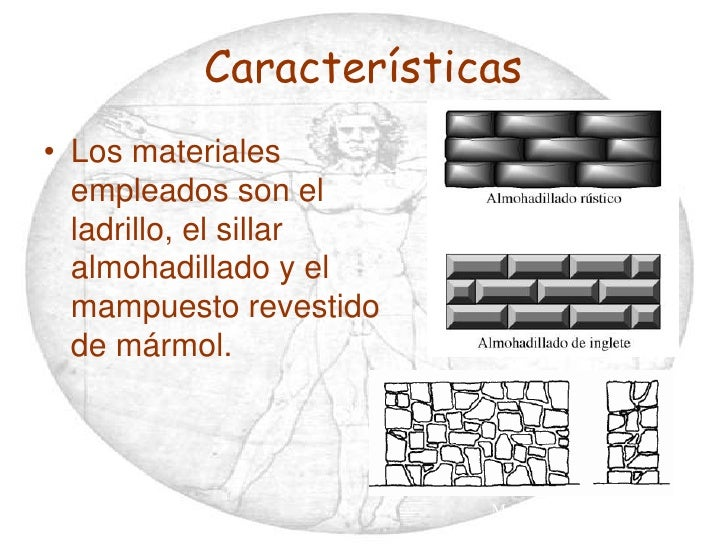 Bachiller el arte del quattrocento - Caracteristicas del marmol ...