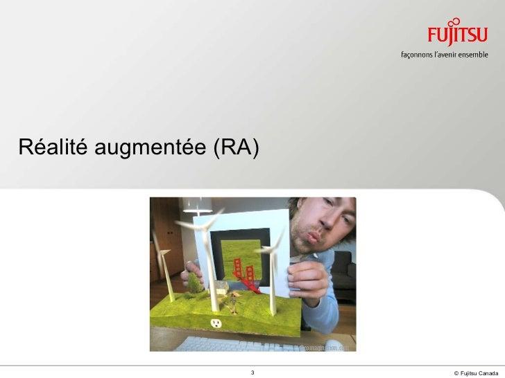 Réalité augmentée (RA) Ecomagination.com