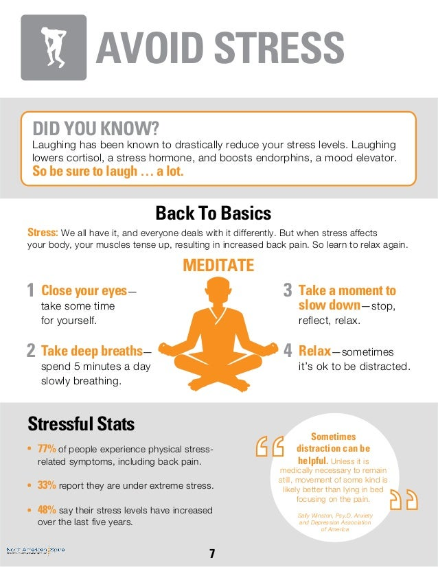 Tips To Help Keep Your Back Healthy