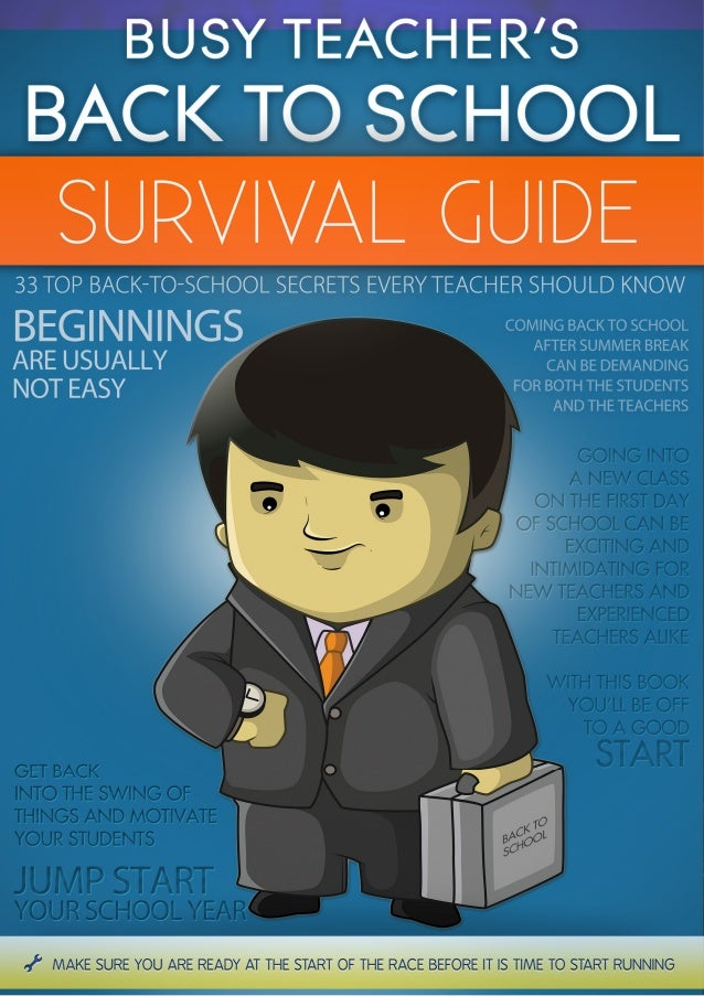 Back to-school-survival-guide