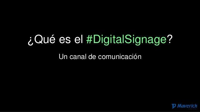 Digital Signage Back2Basics Slide 2