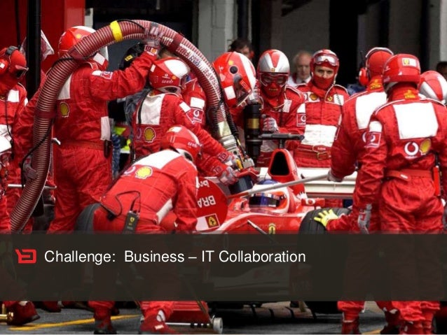 Customer Experience Solutions. Delivered. 12 Challenge: Business – IT Collaboration