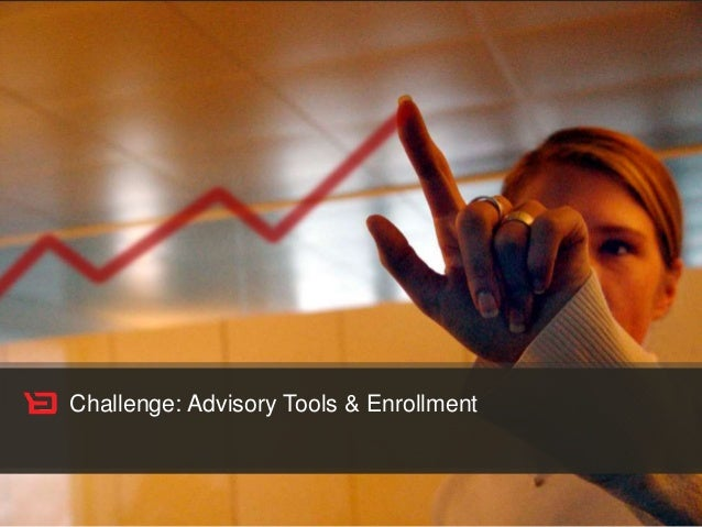 Customer Experience Solutions. Delivered. 17 Challenge: Advisory Tools & Enrollment