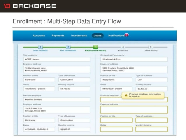 Customer Experience Solutions. Delivered. 19 Enrollment : Multi-Step Data Entry Flow