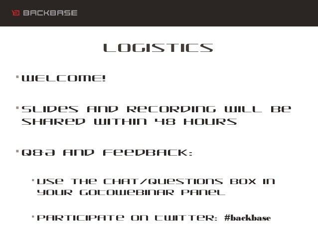 Backbase Webinar: Next Level Mobile Banking  Slide 2