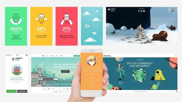 Les 10 Tendances du Design d\'interface en 2016
