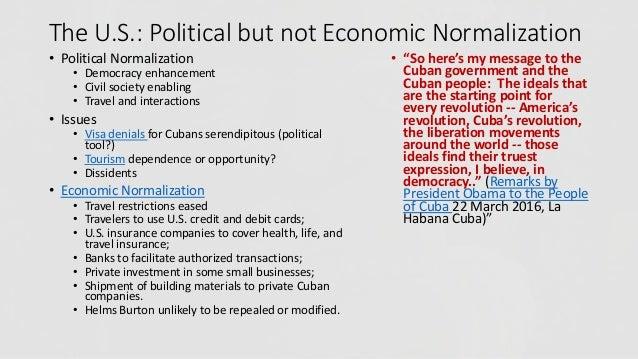 economic and political systems of cuba Cuba adopted a communistic economic and political system.