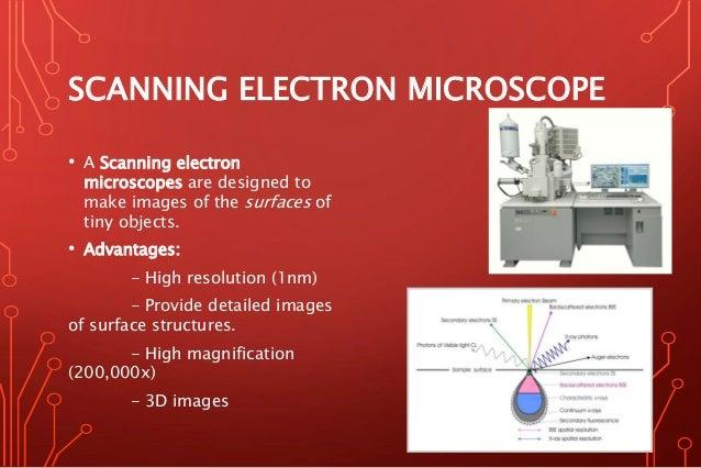electron microscope vs light microscope pdf