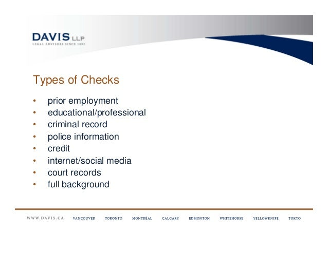 Background checks the legality of reference credit criminal and qu background checks the legality of reference credit criminal and qualification checks thecheapjerseys Choice Image