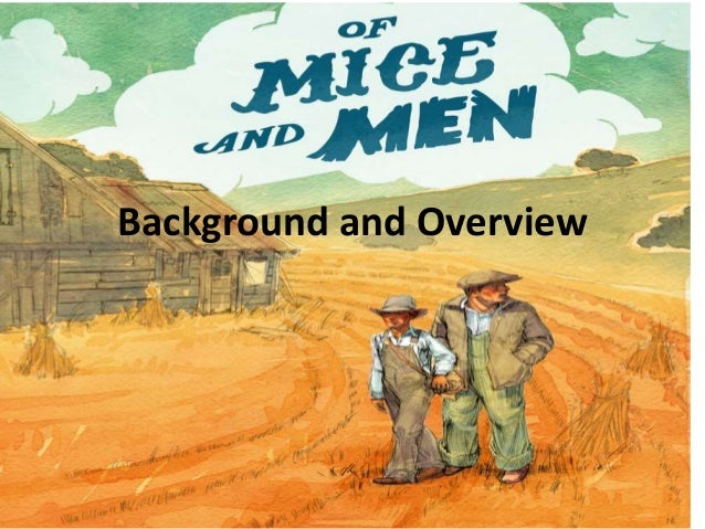 a recommendation for the novel and movie of mice and men by john steinbeck