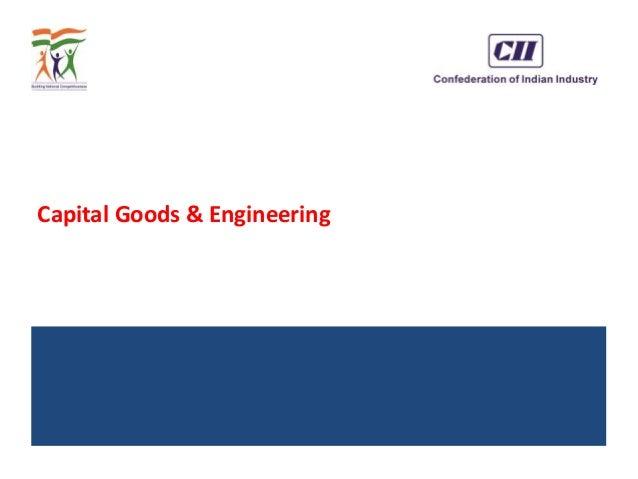Capital Goods & Engineering