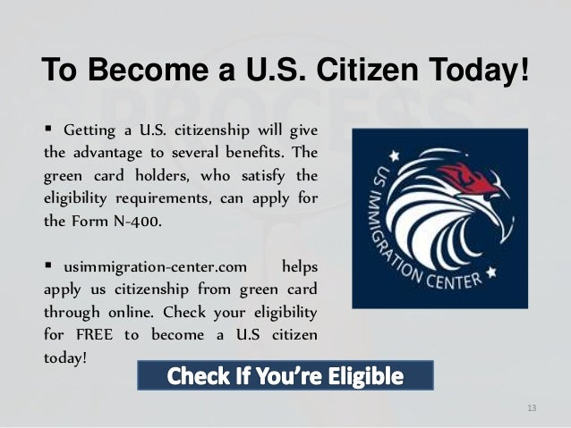 Background process of us citizenship application