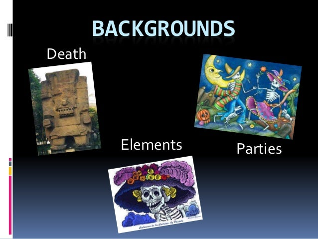 BACKGROUNDS Death PartiesElements