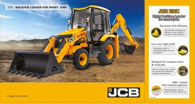 JCB Backhoe Loader - #Backhoe #jcb