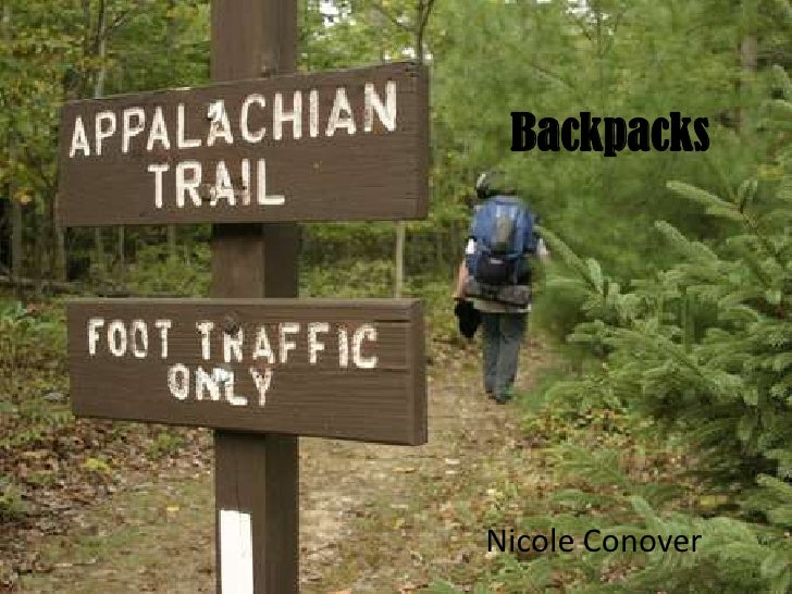 BackpacksNicole Conover