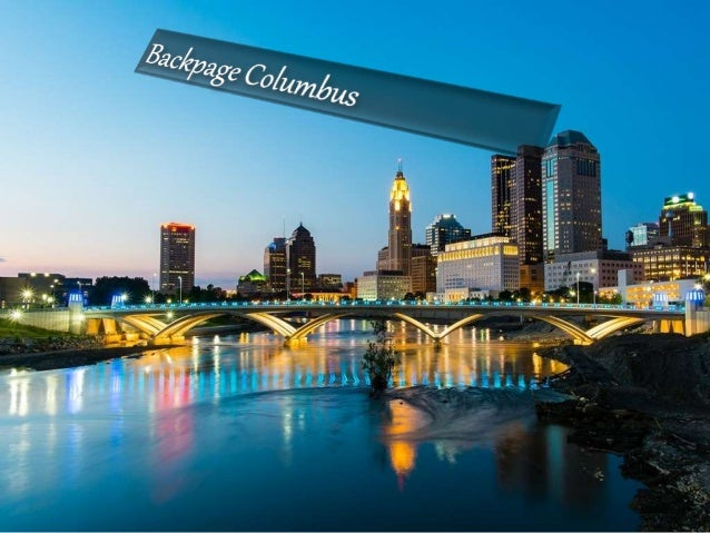 columbus backpage classifieds