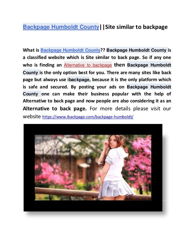 Backpage what is BackPageLocals